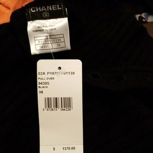 CHANEL Sweaters - CHANEL pullover turtleneck